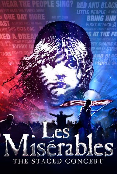 Les Miserables Staged Concert