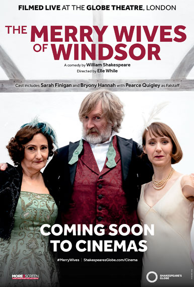 The Merry Wives of Windsor - Globe Theatre