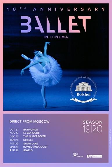 Bolshoi Ballet 2019-20