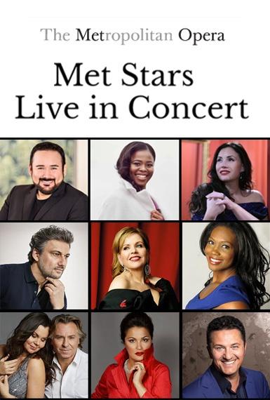Met Stars Live in Concert