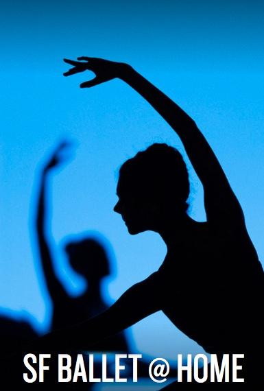 SF Ballet at Home