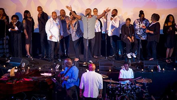Sing Hallelujah! Choir members