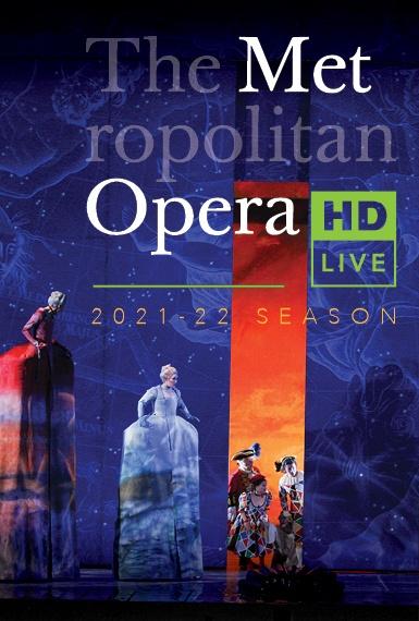 Met Opera 2021-22 Season